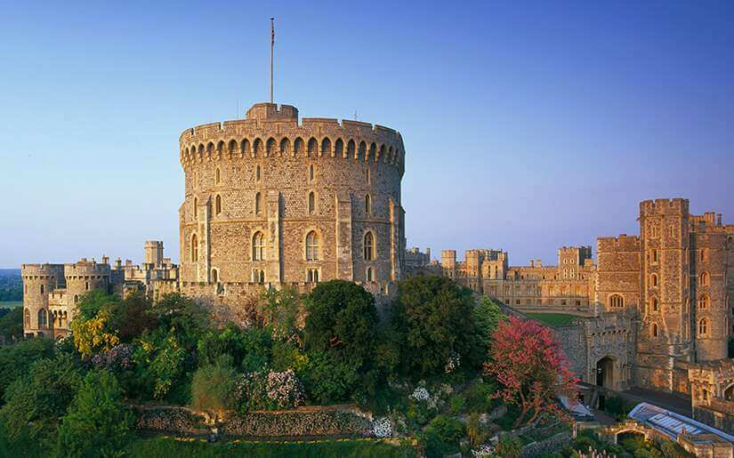 Windsor Castle | Photo By: © Her Majesty Queen Elizabeth II 2017 | Photographer Peter Packer