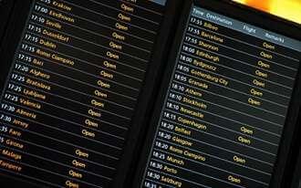 שדה תעופה גטוויק - Gatwick Airport