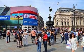 כיכר פיקדילי - Piccadilly Circus