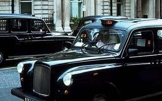 מוניות בלונדון - London Taxi