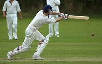 קריקט בלונדון - Cricket in London