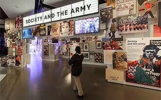 המוזיאון הצבאי הלאומי - National Army Museum