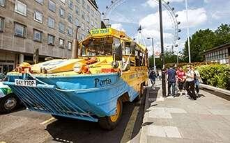 סיור ברכב אמפיבי - Amphibious Tours