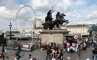 10 אטרקציות שאסור לפספס בלונדון