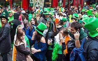 סנט פטריק דיי - Saint Patrick's Day