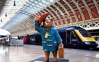 לונדון בעקבות אגדות ילדים