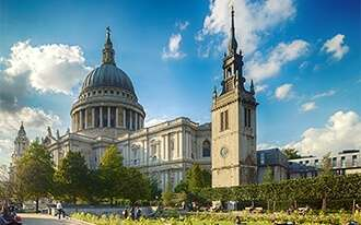 קתדרלת סנט פול - St Paul's Cathedral