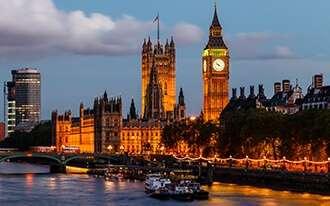 סיור לילה בלונדון