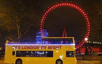 לראות את לונדון בלילה - See London by Night