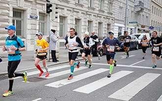 המרתון של לונדון - London Marathon