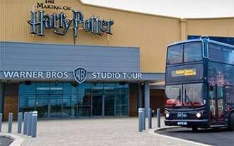העולם הקסום של הארי פוטר - Warner Bros. Studio Tour London