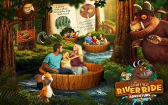 עולם ההרפתקאות של לונדון - Chessington World of Adventures