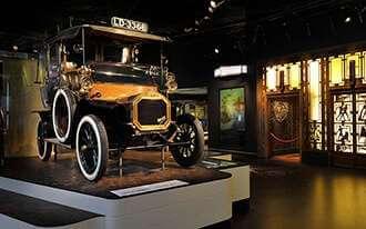 מוזיאון לונדון - Museum of London