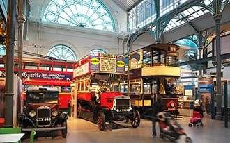 מוזיאון התחבורה של לונדון - London Transport Museum