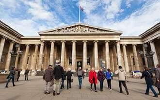 גלריות בלונדון