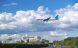 שדה תעופה הית'רו - Heathrow Airport