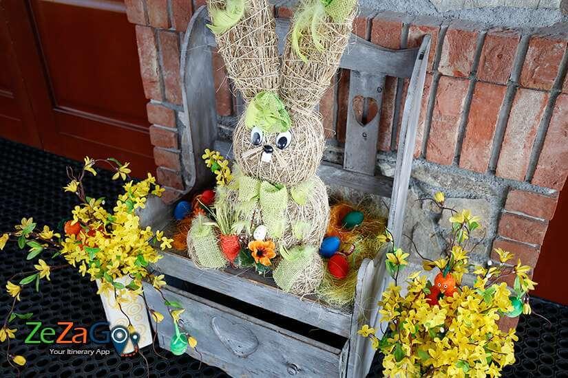 פסחא בלונדון - Easter in London