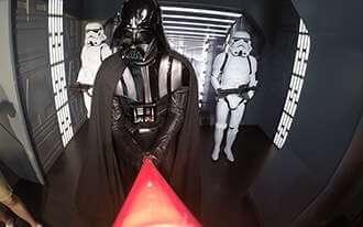 פסטיבל לגו מלחמת הכוכבים - Lego star wars festival