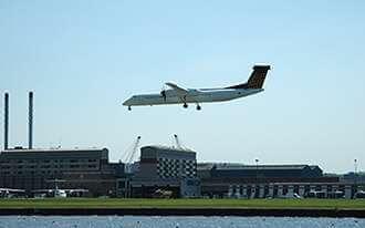 שדה תעופה סטנסטד - Stansted Airport
