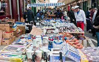 שוק בריק ליין - Brick Lane Market