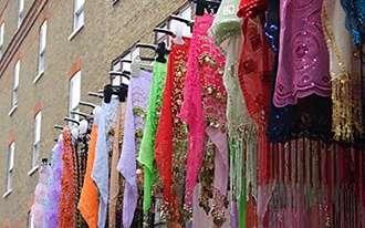 שוק פטיקוט ליין - Petticoat Lane Market