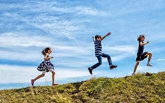 חינם עם ילדים בלונדון