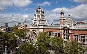 מוזיאון ויקטוריה ואלברט - Victoria and Albert Museum