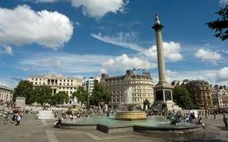 כיכרות בלונדון