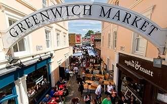 שוק גריניץ' - Greenwich Market