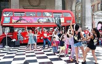 חופשת קיץ עם ילדים בלונדון