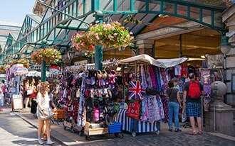 מתנות ומזכרות בלונדון - Souvenirs and gifts