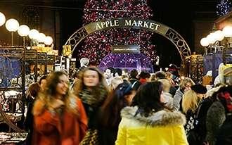 שוק חג המולד בלונדון - London Christmas Markets