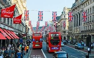 הכל על לונדון